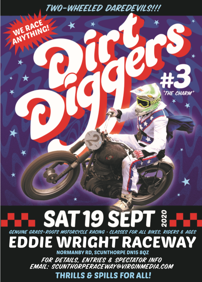 Dirt Diggers 19Sep20