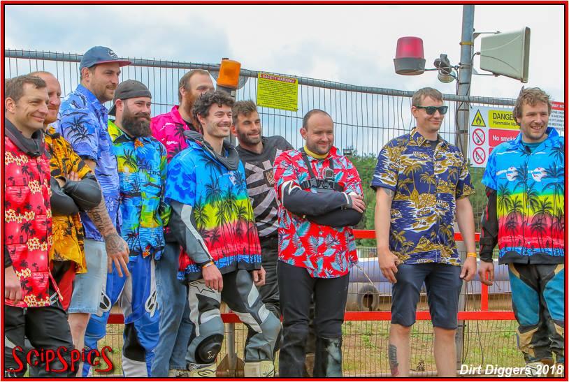 Street Tracker entrants 2